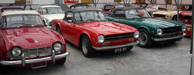 Classic Triumph Car Sales Triumph Parts Triumph Restoration Tr